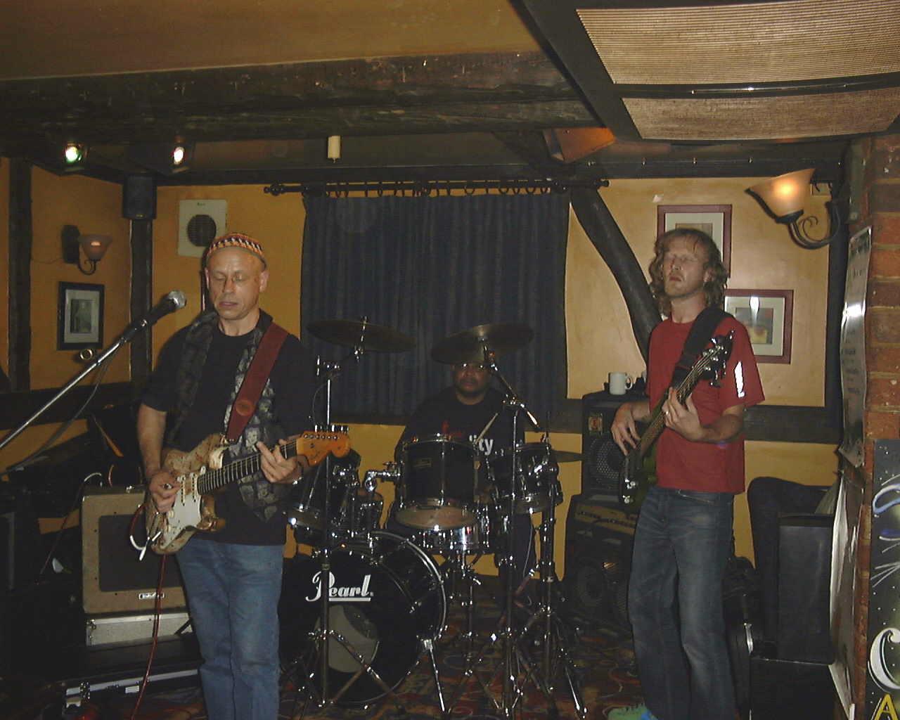 southern comfort band